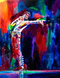 #Michael_Jackson by David Lloiyd Glover