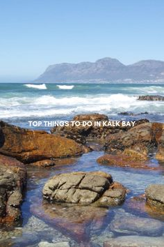 Previously named one of the coolest neighbourhoods in the world by Forbes, the quirky sea-side town of Kalk Bay definitely lives up to all the hype. Located along the vibrant False Bay coastline, this ocean-front fishing village is jam-packed with tons of character, hidden gems, one-of-a-kind finds, trendy street-lined shops, quaint cafés, scenic beauty and a certain authentic charm and vibrant energy you won't find anywhere else! Stuff To Do, Things To Do, Sea Side, Fishing Villages, Cape Town, The Neighbourhood, Shops, Vibrant, Gems