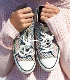 Converse x Missoni- Nordstrom Exclusive. Glamourita · shoes dc1243acc