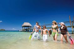 Malolo Island. Get there with South Sea Cruises #island #fiji #travel #family #resort #paradise #snorkelling