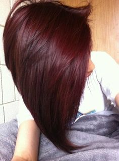 auburn hair with dark red highlights - Google Search