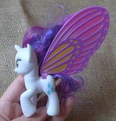 Original Hasbro My Little Pony Character Toys horse Figure Figurine Toy Rarity Doll Toys, Dolls, My Little Pony Characters, Hasbro My Little Pony, Rarity, Vintage Toys, Kids Toys, Horse, Games