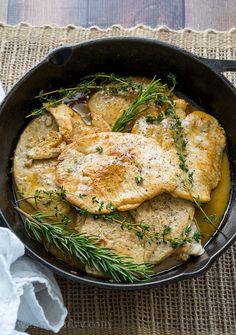 Breaded Chicken Breast Recipes Skillet