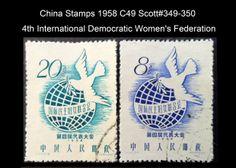 1958 4th International Democratic Women's Federation