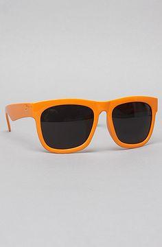 The Neon Sunglasses in Orange by *Accessories Boutique