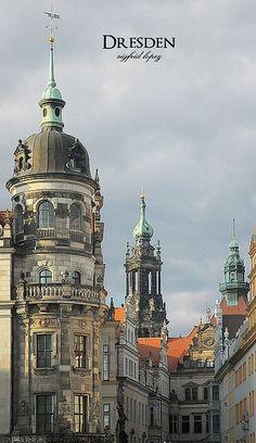 Dresden, Germany , from Iryna