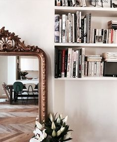 Image discovered by Matilda Törnqvist. Find images and videos about home, books and design on We Heart It - the app to get lost in what you love. Decor, House Styles, House Design, Sweet Home, Interior Inspiration, Interior Design, Home Decor, House Interior, Home Deco