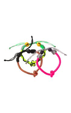 Shop Sequence 3 Friendship Bracelets at Moda Operandi