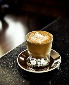 Latte you see and taste. #LatteArt #CoffeeLA #FreshPOV