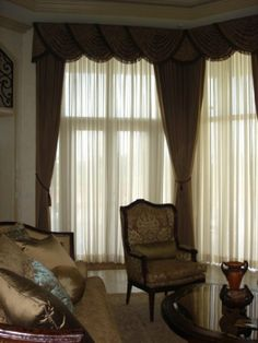 Curtains And Cornices And Window Treatments Ideas Window
