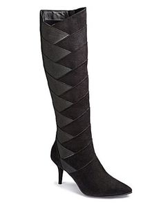 Step out in style this season in this high-leg boot from Sole Diva. With a double foam undersock and multi-elastic panel for improved comfort and fit, these boots offer gorgeous design details as well as a great fit. High Leg Boots, Calf Boots, Winter Fashion 2015, Jd Williams, Girl Falling, Pumps, Heels, Fitness Fashion, Diva