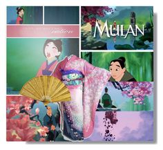 """""""The girl who saved a whole nation / / Mulan"""" by jleigh329 ❤ liked on Polyvore featuring Disney"""
