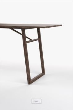 Furniture design and related products - the design process at Bemu.