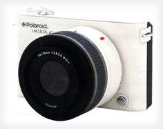 Polaroid IM1836 (Android based mirrorless interchangeable lens camera)