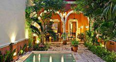 Casa Hermana en Mérida Yucatan, México.