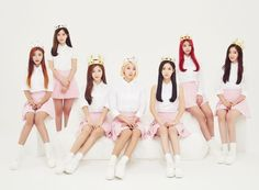 DIA is a South Korean Girl Group formed by MBK Entertainment in 2015.