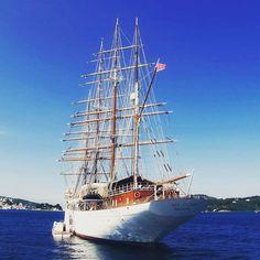 We belong here #summertrip #skiathosrepost #greece #summertime #skiathos #sailing #sailaway Skiathos, Sail Away, Summer Travel, Sailing Ships, Summertime, Greece, Boat, Photo And Video, Instagram
