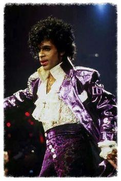 Classic Prince | 1984/85 Purple Rain Tour!