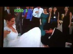 Nicole wileman's wedding with dad - YouTube