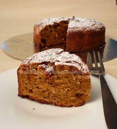 Vaniglia, Zenzero e Cannella: Torta di zucca e gocce di cioccolato, senza uova e senza burro