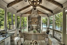 Porch Design, Pictures, Remodel, Decor and Ideas - page 5