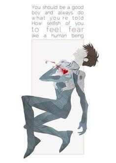 Shinji Ikari - Evangelion