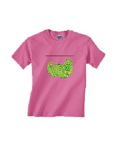 You won't be an ugly bug at the ball in one of these cool and colourful caterpillar kids' t-shirts