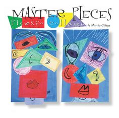Download this fun K–1 lesson that involves Cubism, oil pastels, Picasso and collage!    www.artsandactivities.com
