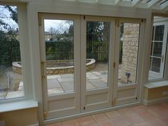 white timber bifold doors decorative google search house