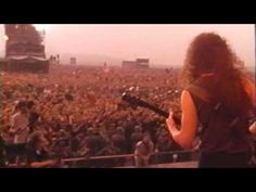 ▶ Metallica - Enter Sandman Live Moscow 1991 HD - YouTube