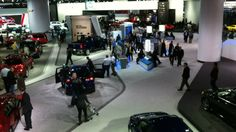 Detroit Auto Show releases schedule of big automaker reveals | Automotive  - Home