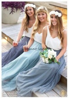 2017 New Country Wedding Boho Bridesmaid Dresses Blush Tulle V Neck Cheap Long Party Prom Gowns Plus Size Maid of Honor Dresses wedding dresses bridesmaid maid of honor 错误 Blush Tulle Skirt, Tulle Skirt Bridesmaid, Wedding Bridesmaid Dresses, Wedding Gowns, Prom Gowns, Patterned Bridesmaid Dresses, Tulle Skirts, Country Style Bridesmaid Dresses, Bridesmaid Separates
