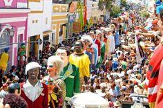 Carnaval em Olinda !! 2013 será realidade !