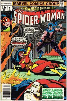 Spider Woman 1978 Marvel Comic http://www.ebay.com/itm/131160915809?ssPageName=STRK:MESELX:IT&_trksid=p3984.m1555.l2649