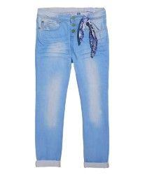 5226419-Indigo-Claro Jeans, Indigo, Fashion, Kids Pants, Little Girl Clothing, Latest Trends, Moda, Indigo Dye, Fashion Styles