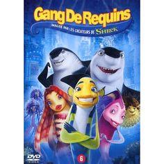 Gang de requins - DreamWorks, 2004
