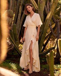 efed6f3a57f4f 46 Best Clara Chatto Silk Dresses images   Bride maid dresses ...