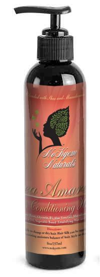 No'Kyem Naturals - Leave-in Conditioning Hair Silk 8 oz, $9.99 (http://www.nokyem.com/leave-in-conditioning-hair-silk-8-oz/)
