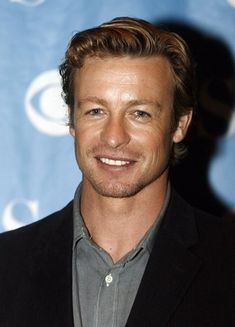 Simon Baker - Simon Baker Photo (4386452) - Fanpop