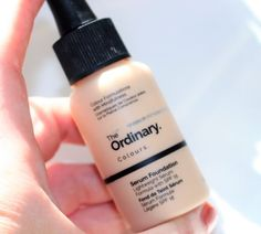 There's a review with before and after photos of  The Ordinary Colours Serum Foundation from @deciem on www.reallyree.com today! It's so good as is the other formulation the Coverage Foundation and they both cost less than 6! I am hoping that this lets me off for also featuring a 55 mascara from Louboutin Beauty!! You need to see the packaging of that!! #bbloggers #beauty #makeup #theordinary #theordinarycolours #theordinaryfoundation #theordinaryserumfoundation #louboutinbeaute…