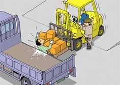 Warehouse Forklift Safety is for Everyone
