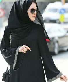 Logo Engine is Custom Logo Design Company offers creative logo designs for your business or Company. Visit us if you are looking for Professional Logo Designers & Custom Logo Design Services in New York (NY). Niqab Fashion, Muslim Fashion, Fashion Dresses, Dubai Fashion, Hijab Style, Hijab Chic, Abaya Designs Dubai, Burqa Designs, Hijab Outfit