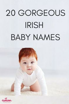 Are you looking for a name with a great story? It can be really hard to pick the perfect name for your little bundle. That's why we've chosen some of our favourite Irish names for you to browse through to get you inspired! name boy 2019 name boy list Music Baby Names, Irish Baby Boy Names, Gaelic Baby Names, Baby Names 2018, Baby Names Short, Unisex Baby Names, Names Baby, Celtic Boy Names, Irish Girls