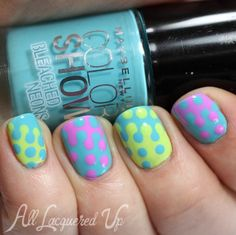 13 Outrageous Nail Designs That Are Easier Than They Look via @HelloGiggles