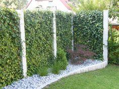 individueller gartenzaun zaun stichsäge holz | garten | pinterest, Garten und Bauen