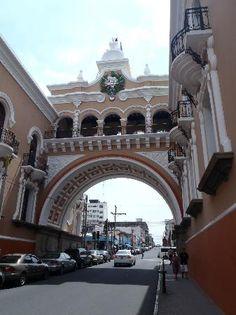 Edificio de Correos Central Arc  Guatemala City