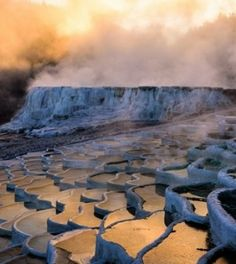 Thermal springs in Egerszalók, #Hungary #travel #Europe Repinned by http://www.iconiceurope.com/