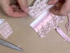 Book Binding/Tag Embellishments - jennings644 - YouTube