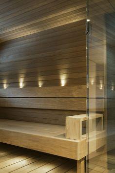 JOARC I ARCHITECTS • sauna, architectural details