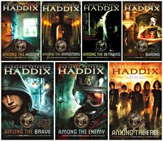 Among the hidden (and others in the series)